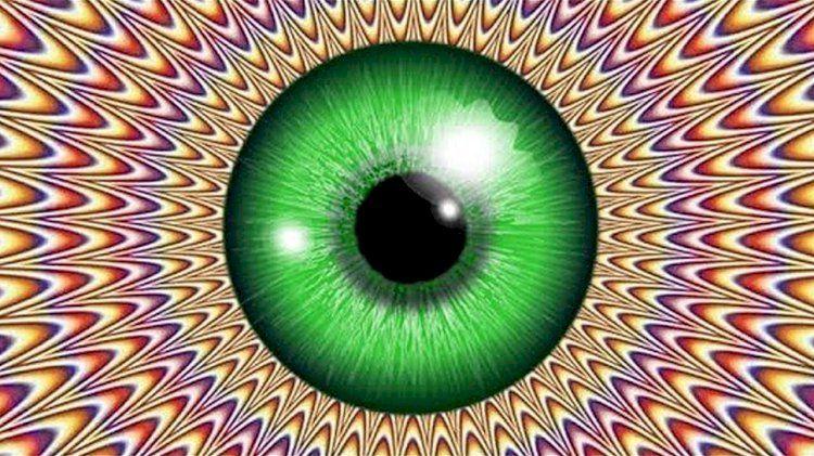 Интересные оптические иллюзии