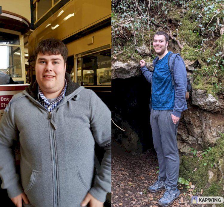 Примеры того, как изменились люди потерявшие вес