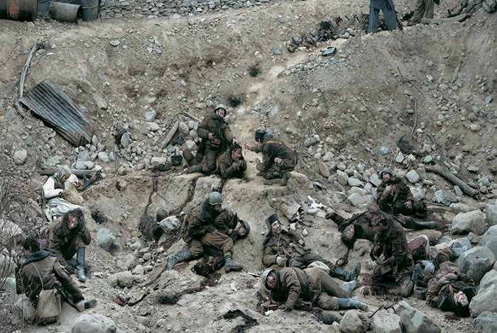 Говорят мёртвые воины…
