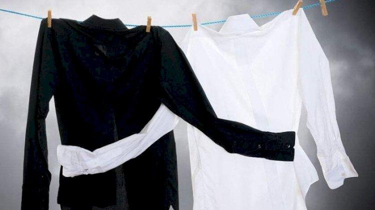 Чёрная и белая одежда под запретом