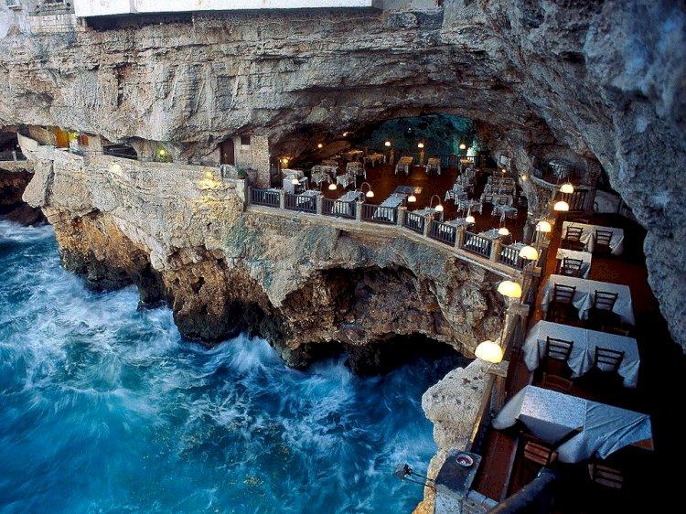 7 необычных кафе и ресторанов мира