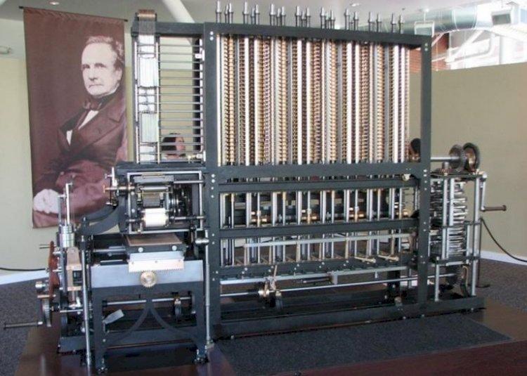 Первый принтер