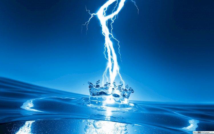 Как добиться того, чтобы вода перестала проводить электричество?