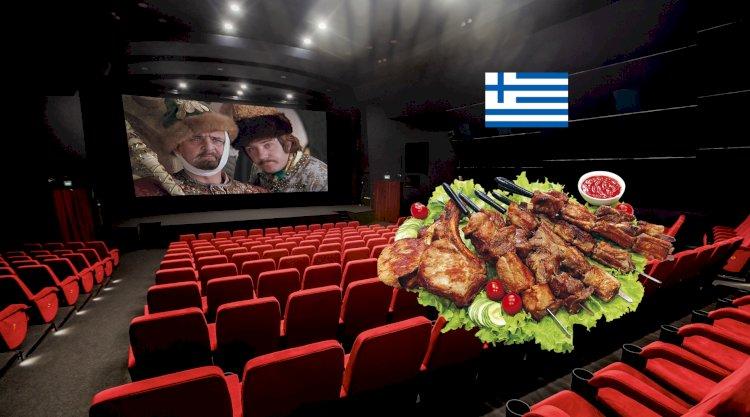 Чем можно перекусить в кинотеатрах разных стран?