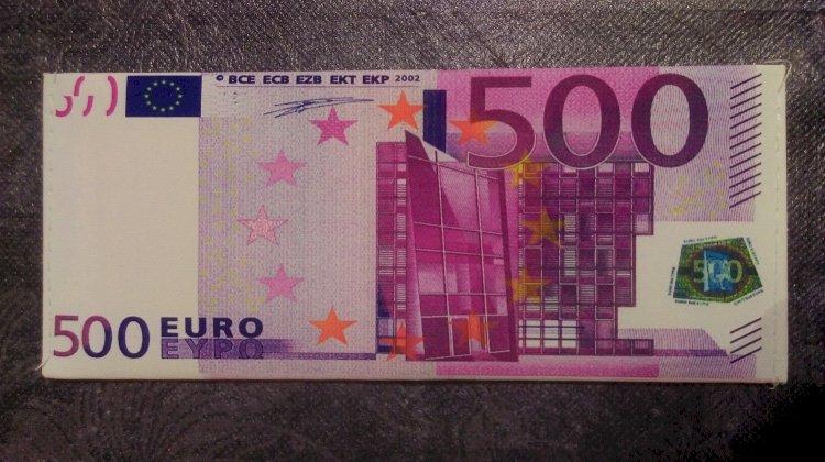 Банкнота 500 евро