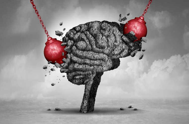 Топ 6 привычек, которые разрушают головной мозг